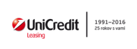 Partner logo - UniCredit Leasing Slovakia, a.s.
